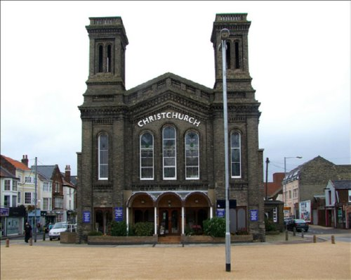 St Georges Chapel Great Yarmouth